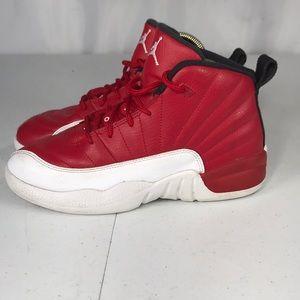 Nike Air Jordan 12 XII Retro BP 151186-600  3Y
